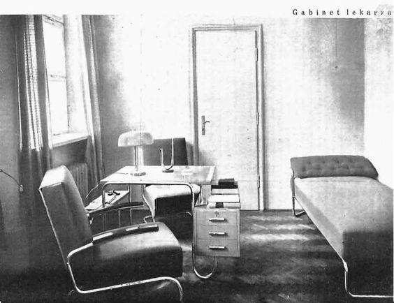 1938. Interior