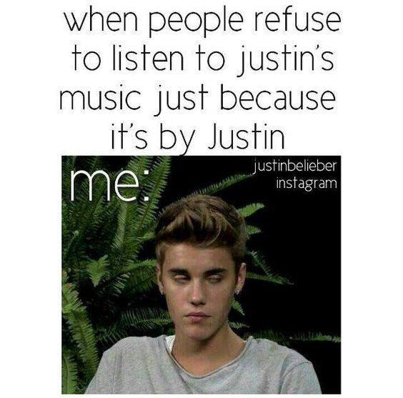 How many times? Has this happened to me? agh. Like literally ALL the guys at my school. Buy hey! Guess what? I convinced one of them to go with me and see Believe Movie! YES!!! lol