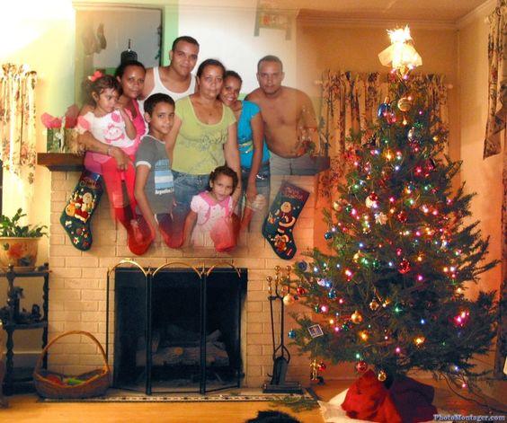 mi familia los quiero mucho