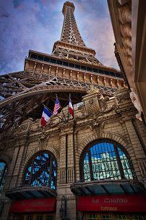 Paris Hotel in Las Vegas, Nevada