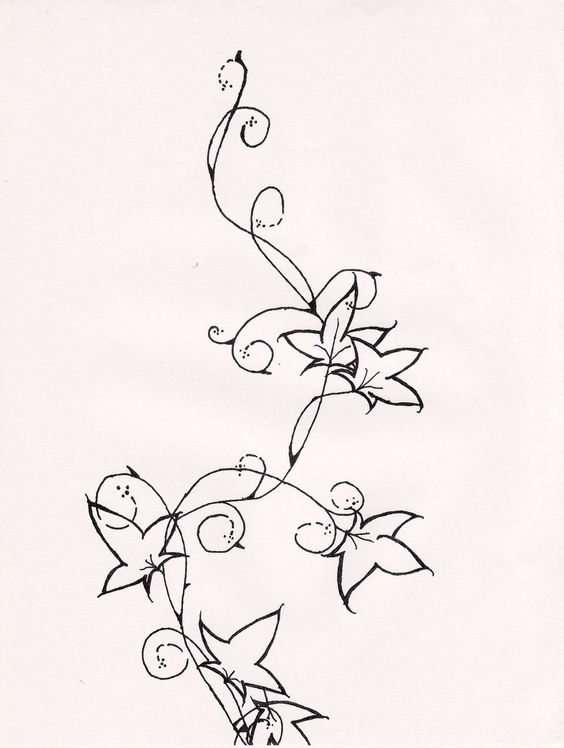 ivy tattoo drawings   ivy tattoo top by iluvdevilschild designs interfaces tattoo design ...