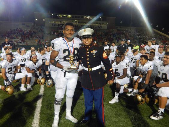 2015 MVP - Abram Smith RB -Abilene High