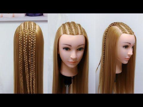 3 Peinados Faciles Para Fiesta De Navidad Easy Cute Christmas Hairstyles F Peinados Faciles Para Fiesta Peinados Para Melena Peinados Con Trenzas Cocidas