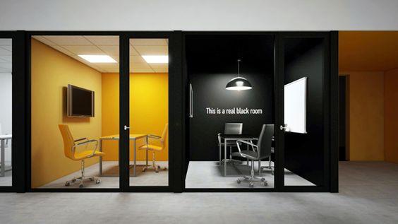 Working space by Olga Breus, via Behance