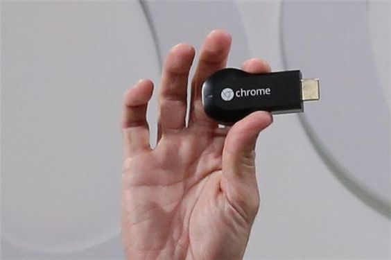Google's Chromecast is an HDMI dongle - A look at Google's Chromecast (pictures)