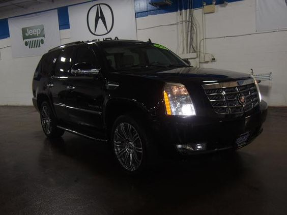 2007 #Cadillac #Escalade AWD 4dr SUV with 89,820 miles costing $21,599 ! Call us today at 215-698-8600 or visit us at 1900 Woodhaven Road PHILADELPHIA, PA 19116