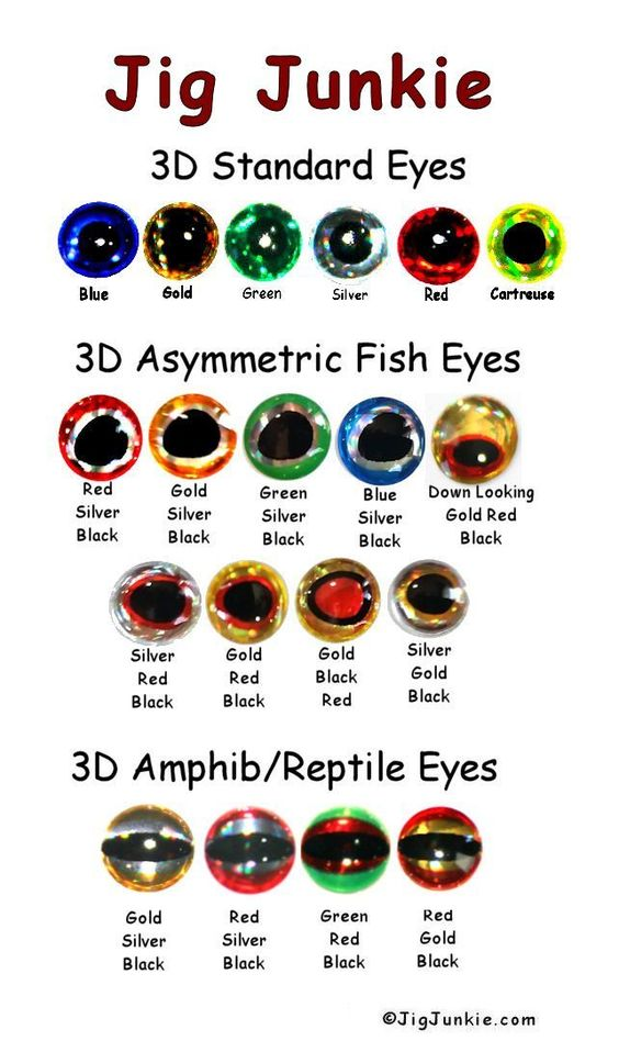 BEST IN VALUE!!!! 3D HOLOGRAPHIC FISHING LURE EYES SHIPS FROM USA