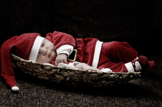 Sweet dreams, baby #Christmas