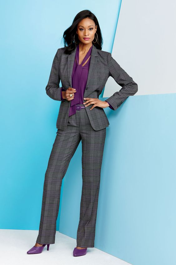 Make dressing for work a breeze. Mix & match suit separates, starting with the versatile, stylish Suiting Blazer.