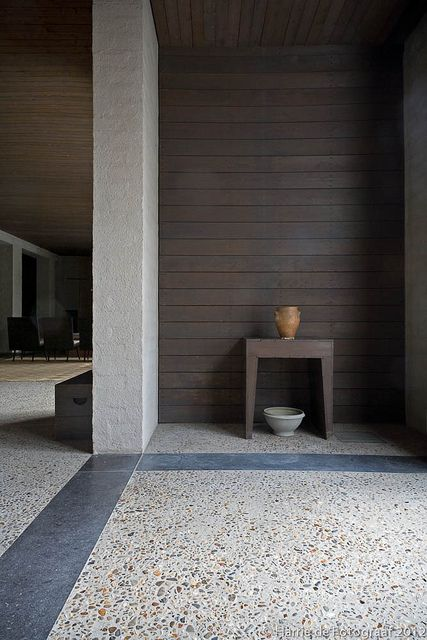 Ceiling Treatments Exposed Concrete And Minimalist