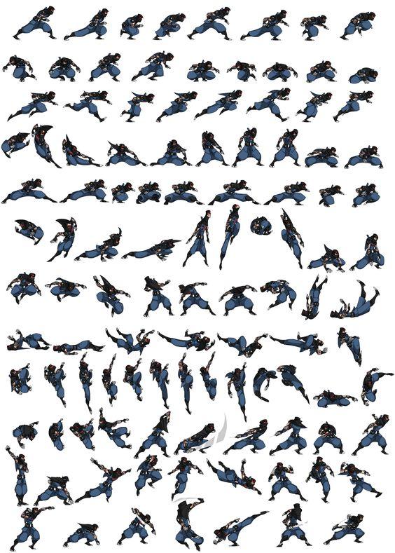 ninja_poses.png (1143×1600)