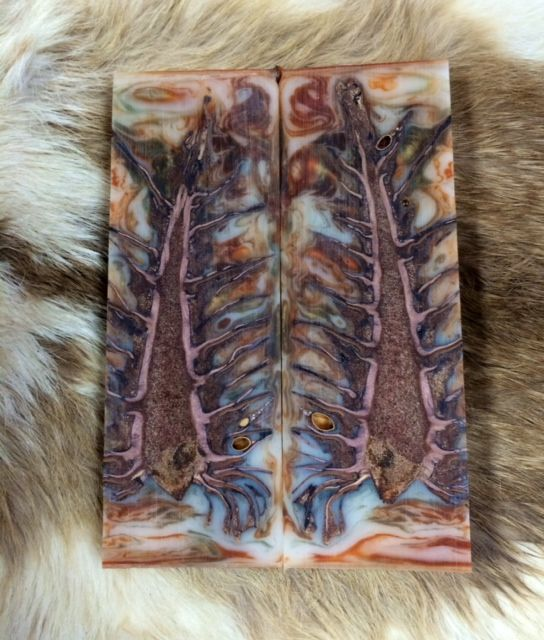 Epoxy Resins And Knives On Pinterest