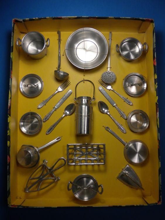 Los cacharritos de cocina de los años 60: