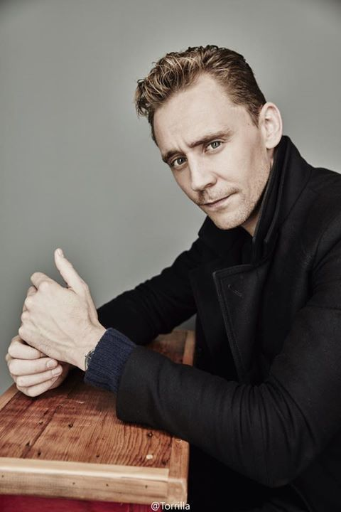 Tom Hiddleston photographed by Maarten de Boer during the 2015 Toronto Film Festival on Sept. 14