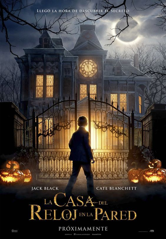The House With A Clock In Its Walls Free Movies Online Full