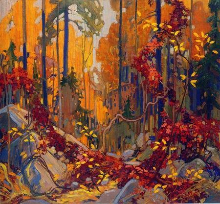 Tom Thomson Artist