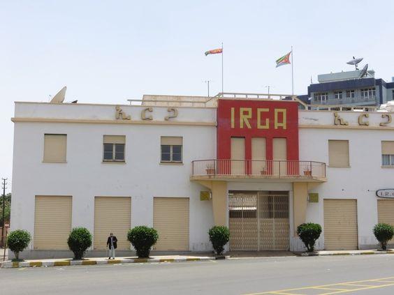 Irga Asmara