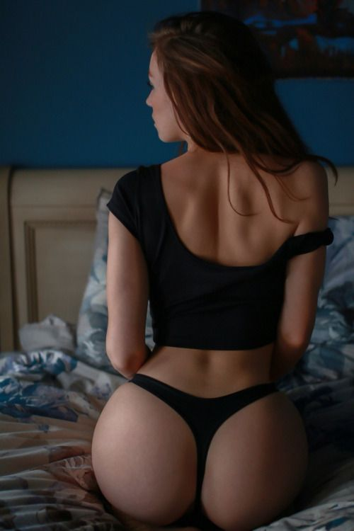 Beautiful Female in Thongs