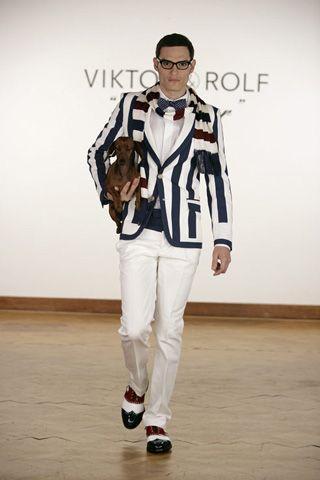 Viktor & Rolf Spring 2008 Menswear