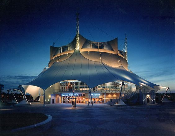 disney world cirque du soleil | Walt Disney World - Cirque du Soleil em Downtown Disney