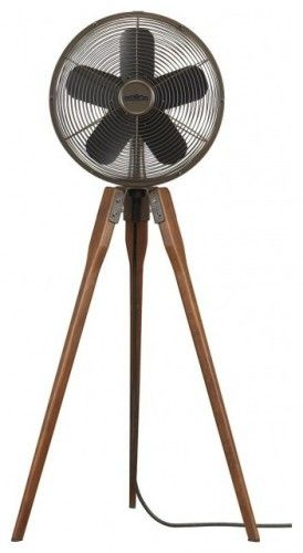 Fanimation Fans The...  Forget those old box fans that are an eyesore: This is one you'd be happy to keep out all year