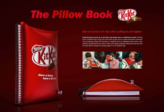 Ideas de Nestlé Kit Kat