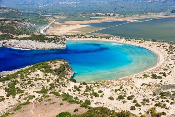 Visit Greece   13 Oscar winning beaches