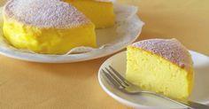 Cheesecake japonais ou gâteau à 3 ingrédients