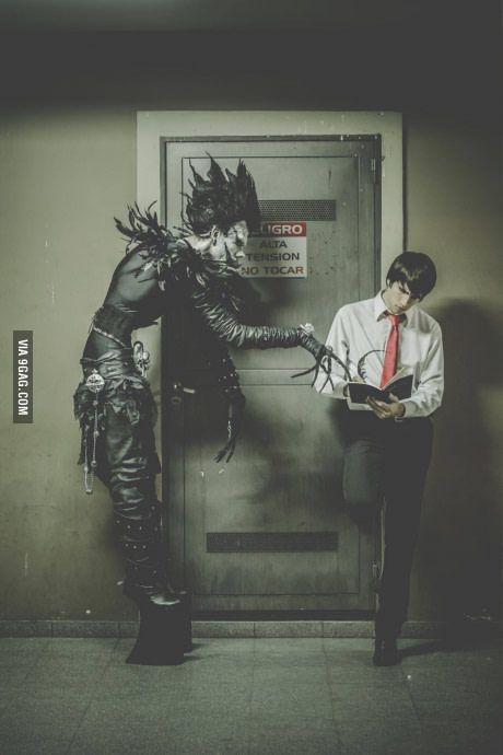 The Best Death Note cosplayer                                                                                                                                                     More