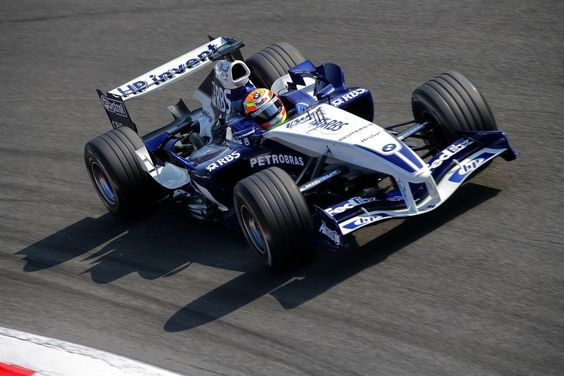2005 Williams FW27 - BMW (Antonio Pizzonia)