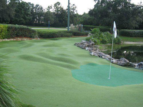 Beautiful Miniature Golf Courses Walt Disney World Resort Fantasia Gardens Miniature Golf