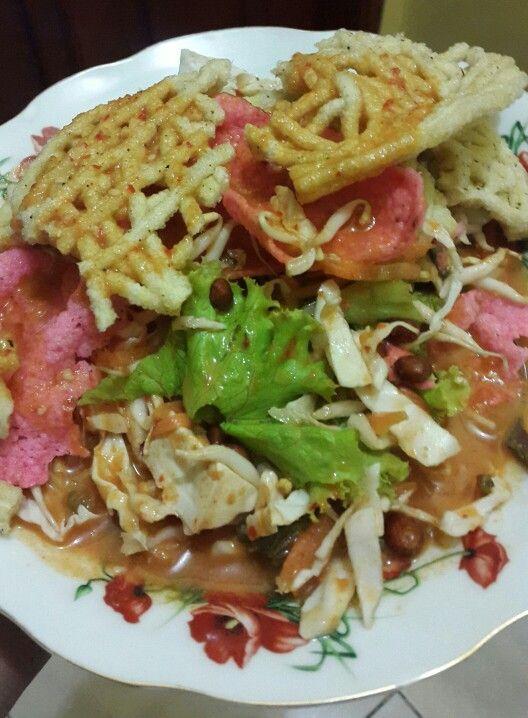Asinan Betawi Buah Segar Masakan Indonesia Makanan