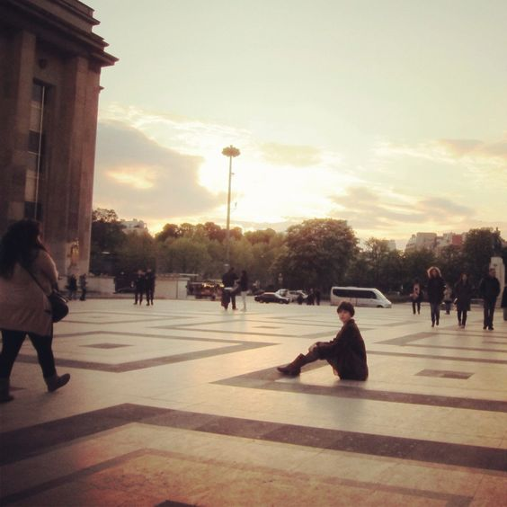 Self-Portraits in Paris