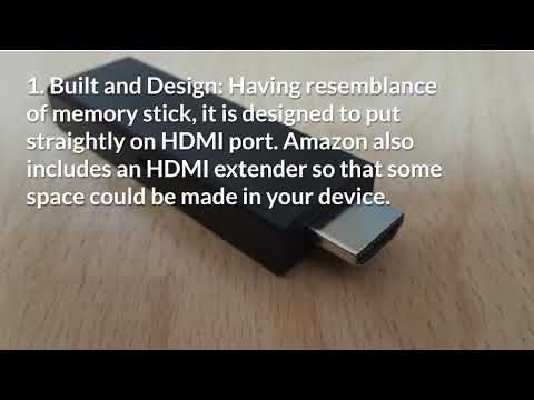 Amazon Firestick Review Amazon Hdmi Cables