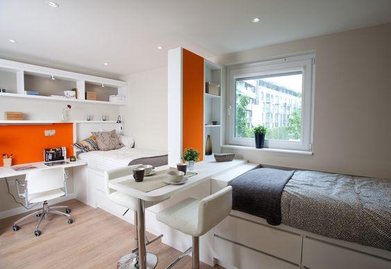 Student Accommodation - London Studio Windsor (Twin)