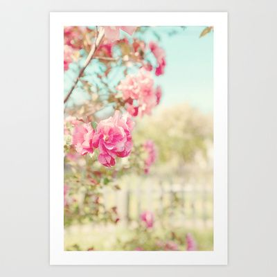 Garden of Dreams Art Print by Butterfly Photography - $18.00