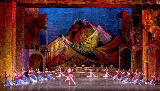 Gayane (ballet) by Kar Yan on 500px