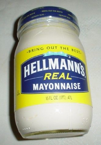 I can't even hold the jar without wanting to gag. I don't understand why people love such a creepy condiment