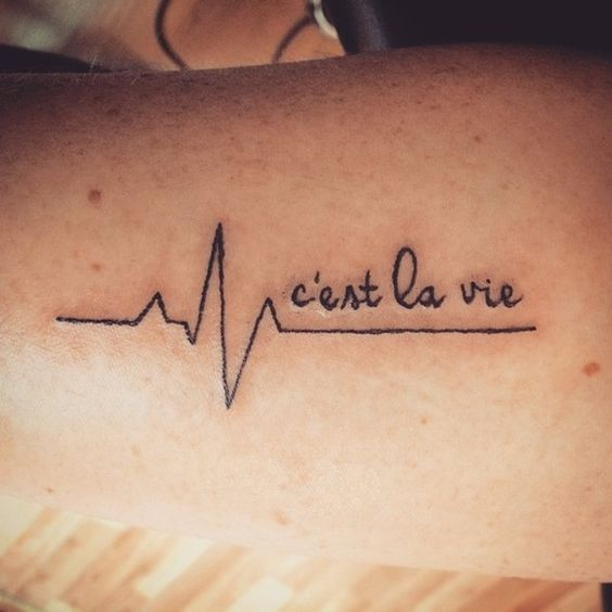 160+ Emotional Lifeline Tattoo That Will Speak Directly To
