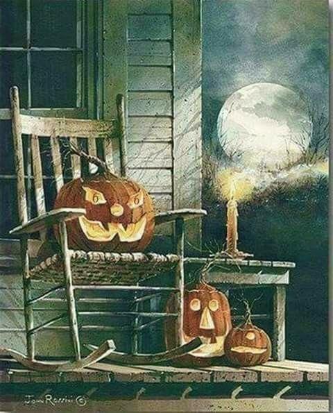 Well It S All Hallows Eve Halloween Prints Vintage Halloween Halloween Images