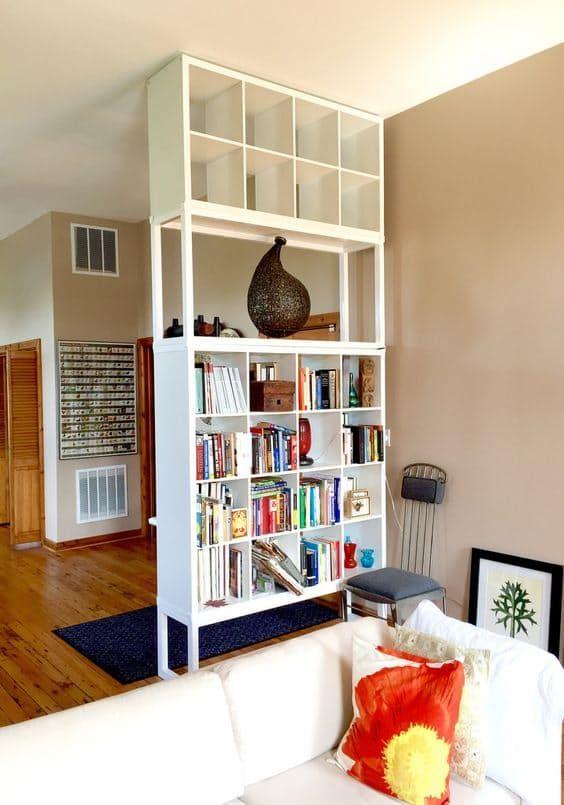 The IKEA Expedit (lately reborn as the Kallax) has, like a lot of · Ikea  BookcaseIkea ExpeditBookcasesDiy ...