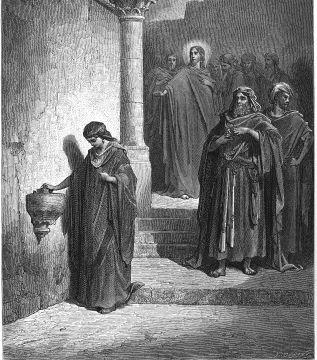 UnCatolico-Biblia-201 La ofrenda de la viuda (