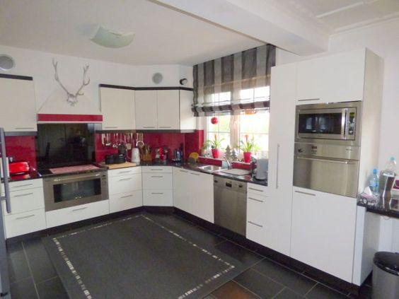 Keuken model avignon 83 kleuren kunststof leverbaar, zwart graniet ...