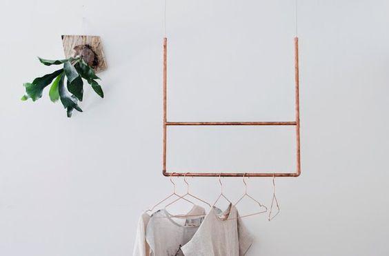 Mix | Minimalist Clothing Racks - French By Design