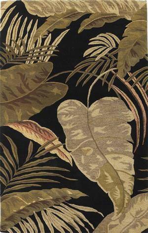 Kas Havana Rainforest Midnight 2616 Area Rug