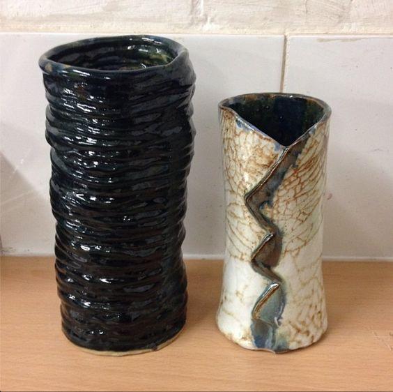 Vases by Rasha Kahil