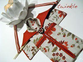 TWINKLE PATCHWORK: Tutorial kimono