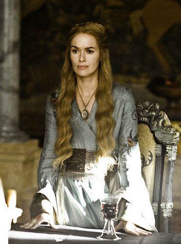Cersei robe portefeuille verte