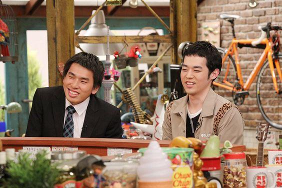 テレビ番組に出演している濱田祐太郎さん