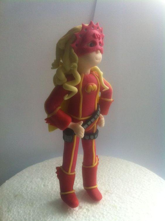 MegaMindy — 3D Figures